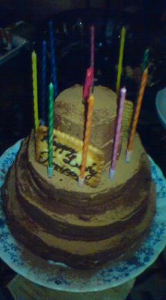 モエ誕生日