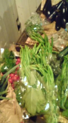 毎週火曜日は野菜がうまい