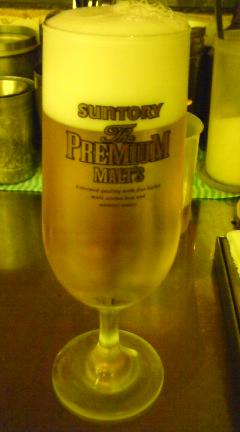 390円フェアー第3段生ビール