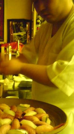 夜泣き寿司