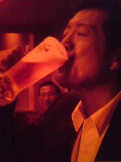 サンキューフェアー!プレミアムモルツ生ビール!