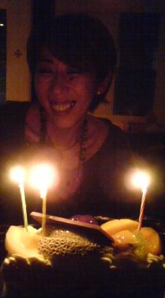 誕生日会はチベチベで