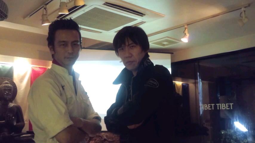 Dr,gb TADASHIさんを囲む会